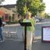 Railroad Square Association President, Lynda Angel
