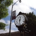 A new clock for Historic Railroad Square