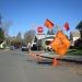 New Stop sign at 10th & Ripley