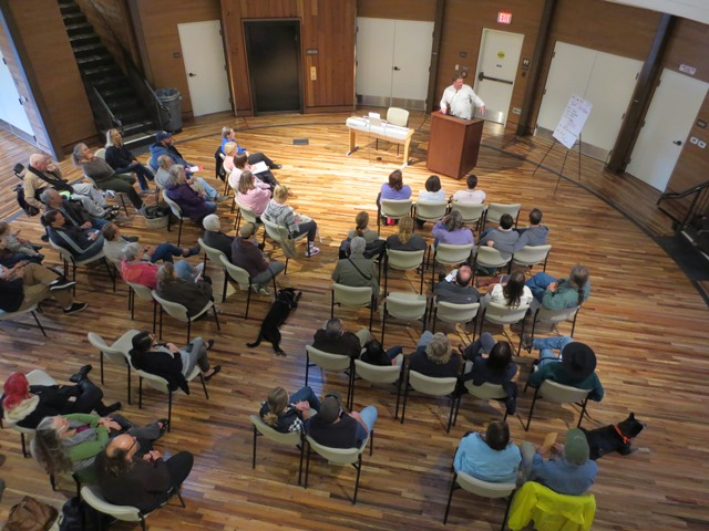 Our Spring Meeting was well attended!