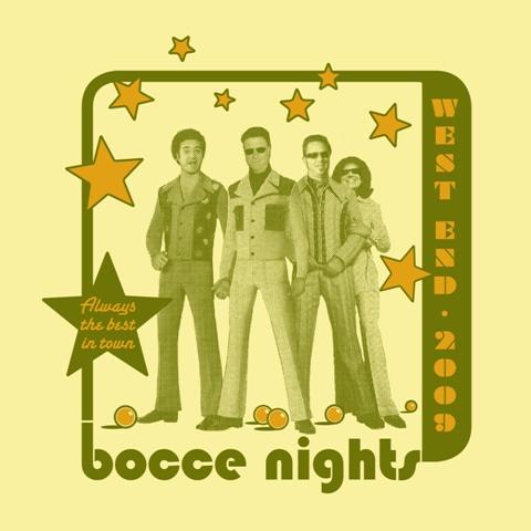Bocce Nights!