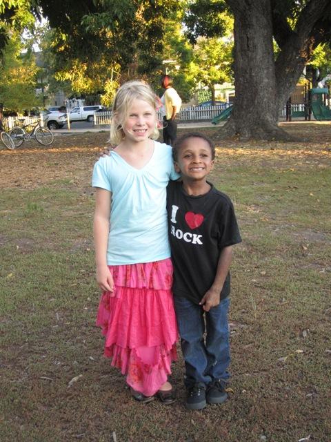 Lily & Sam