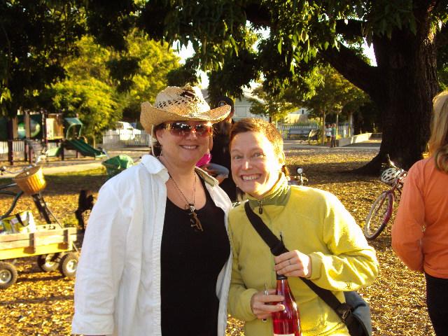 Tori & Jen  - by Maggie O\'brien