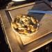 Casey\'s delicious loquat pie- served warm