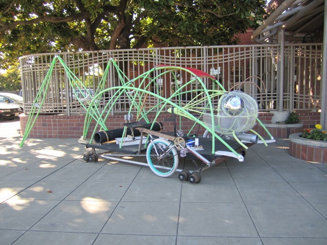 Chop\'s Regatta handcar- in progress
