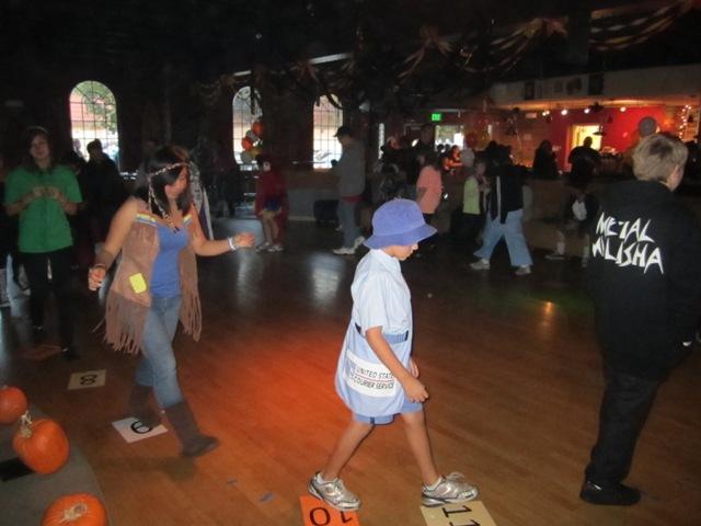 The Chops Teen Club Halloween Carnival was a grand success!