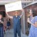 Stache & Spokes donation