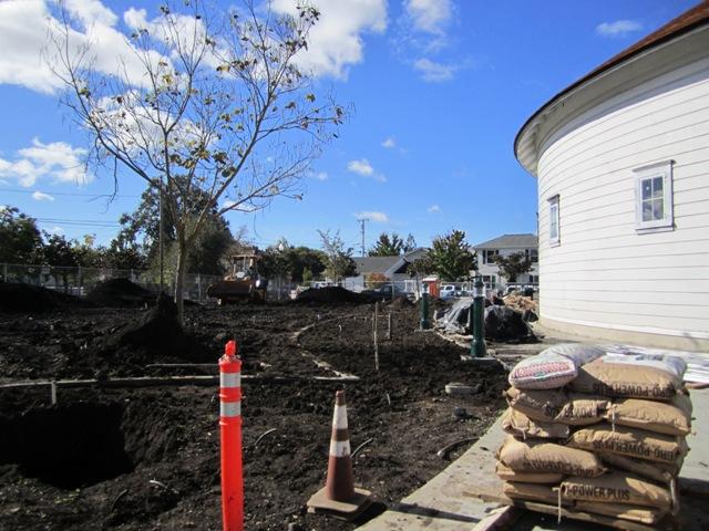 Preparing to plant Nov 10th