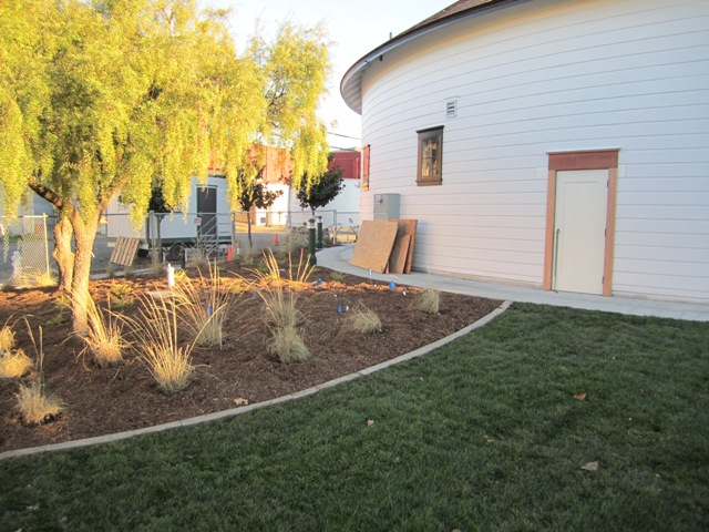 New landscaping 11-25