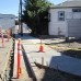 New sidewalk on Donahue Street