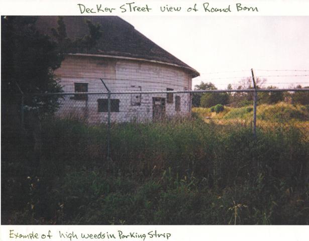 Forlorn and rundown 1996