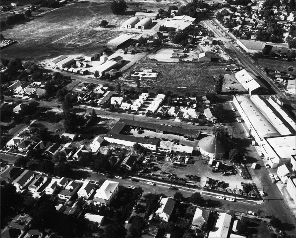 Aerial view 1962