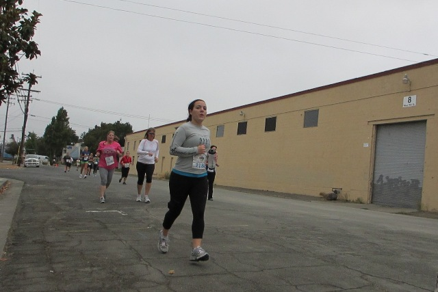 5k in West End
