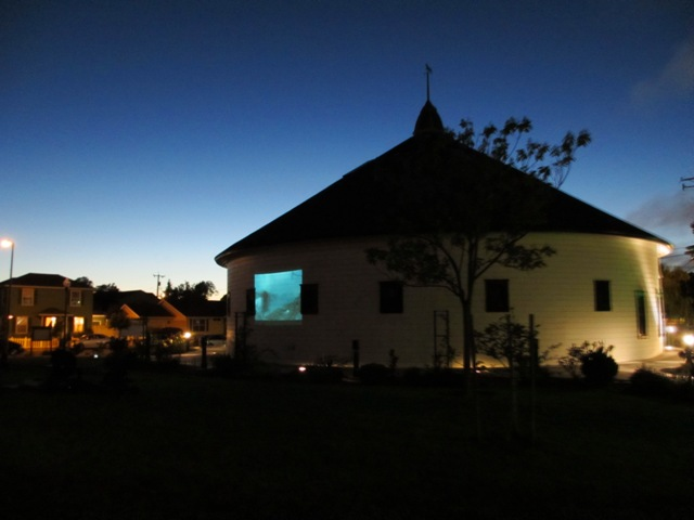 West End Summer Movie nights at DeTurk Round Barn