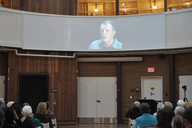 Bill Montgomery, in video by Ben Rosales