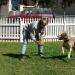 Kay & Max at play