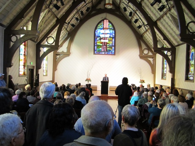 Church of One Tree 2-22-11