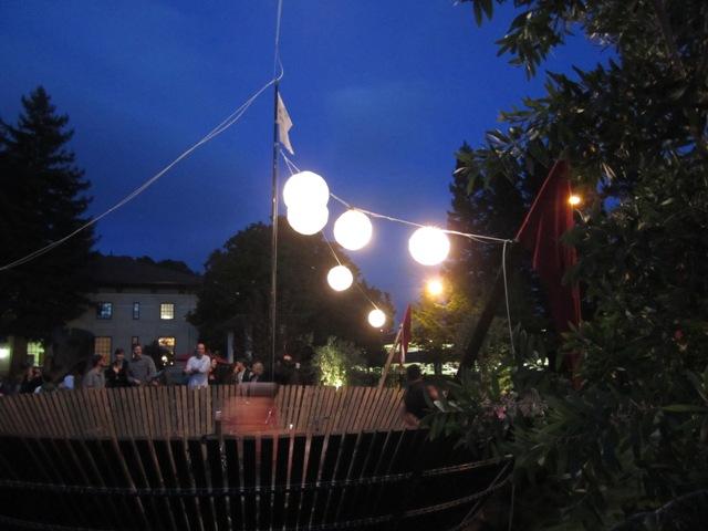PreGranFondo party at So. Co. Museum