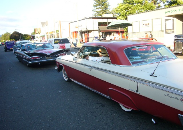 Peggy Sue\'s All American Cruise