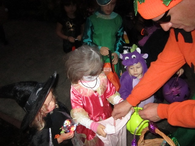 Lots of candy for everyone