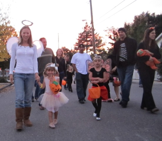 The Kids Halloween Day Parade