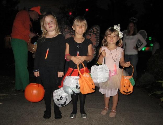 Happy Halloween girls.