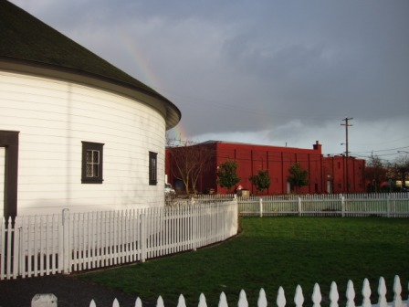 The barn in 2008