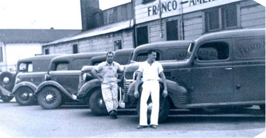 Franco American Bakery- Bastoni Collection
