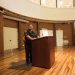 Zone Sgt. Brad Conners gives an update