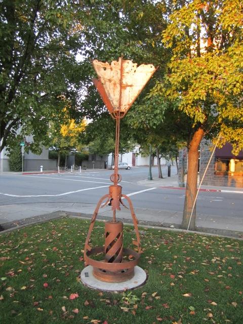 Art in Depot Park