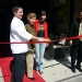 Vice Mayor Vas Dupre cuts Ribbon