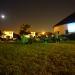 DeTurk Round Barn at Movie Night