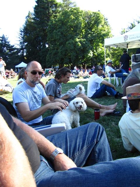 Dog Musicians