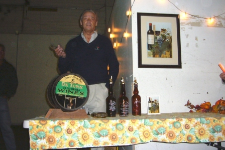De Turk Winery Historian- John Burton