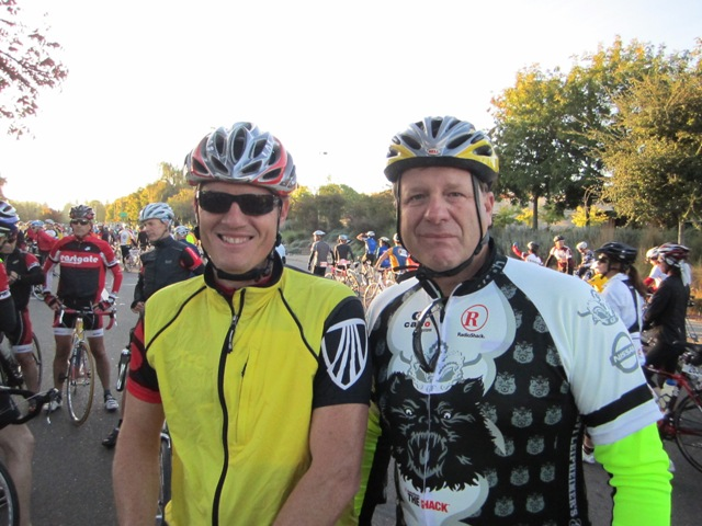 GranFondo- Brooks Van Holt & Allen Thomas