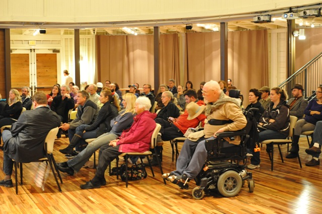 A well attended 2012 Spring Meeting