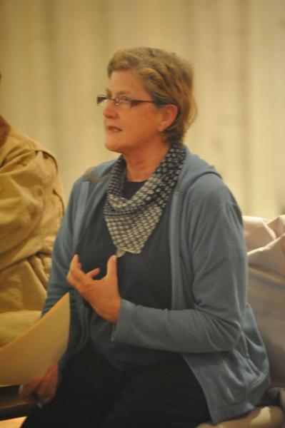 Carol discusses S. R. Plaza