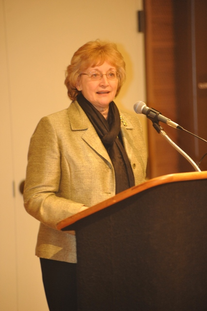 S. R. City Manager Kathy Millard