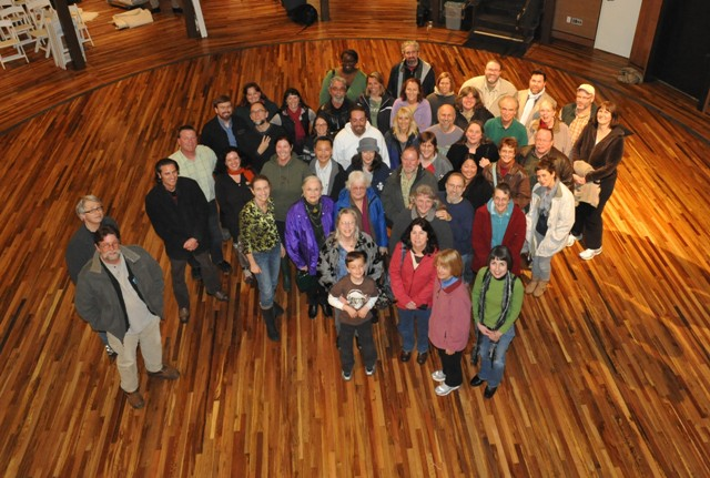 Attendees at the Spring 2011 Meeting