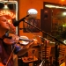 Ken Risling and Avery Risling Sholl at Aroma Roasters