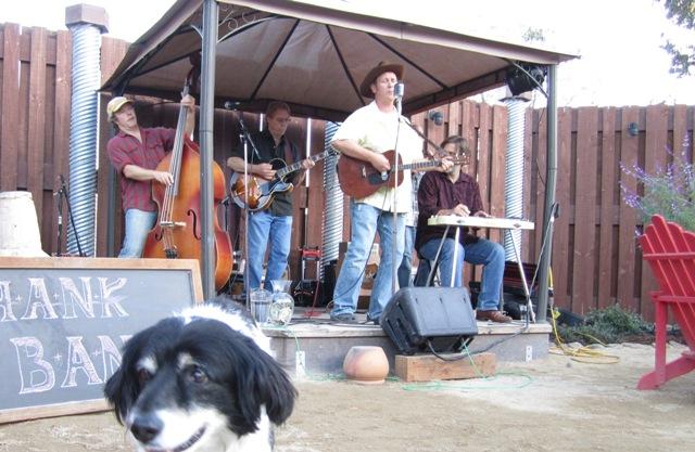 The Hank Band at Lagunitas Sanctuary