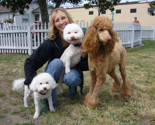 Kathleen, Petey, Charlie & Ruby