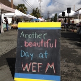West End Farmers Market 2014