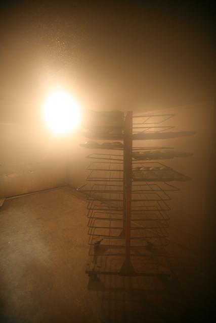 A bread rack- S. Kerns