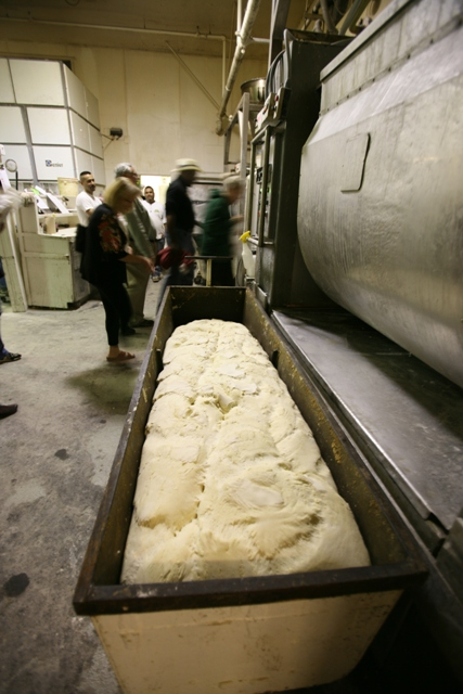 A vat of dough- S. Kerns