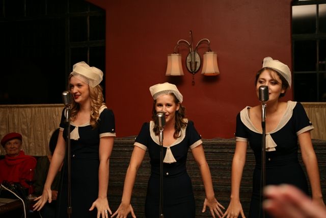 The Fondettes in action- S. Kerns