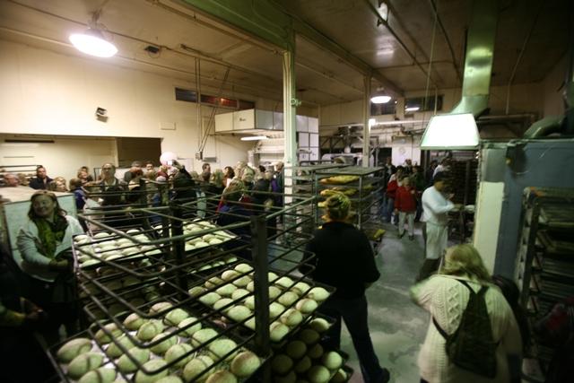 Inside the Bakery- S. Kerns