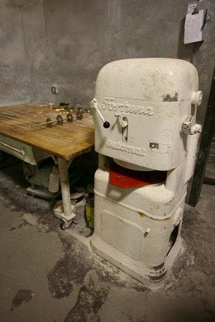 A bread machine- S. Kerns