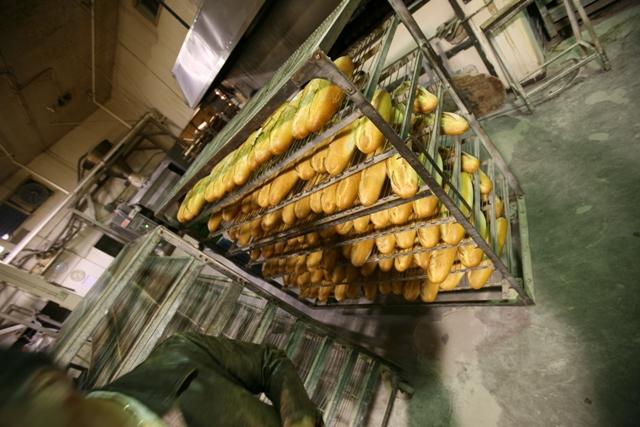 Fresh, warm bread- S. Kerns