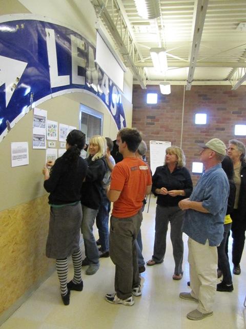 9th Street Mural Community Meeting